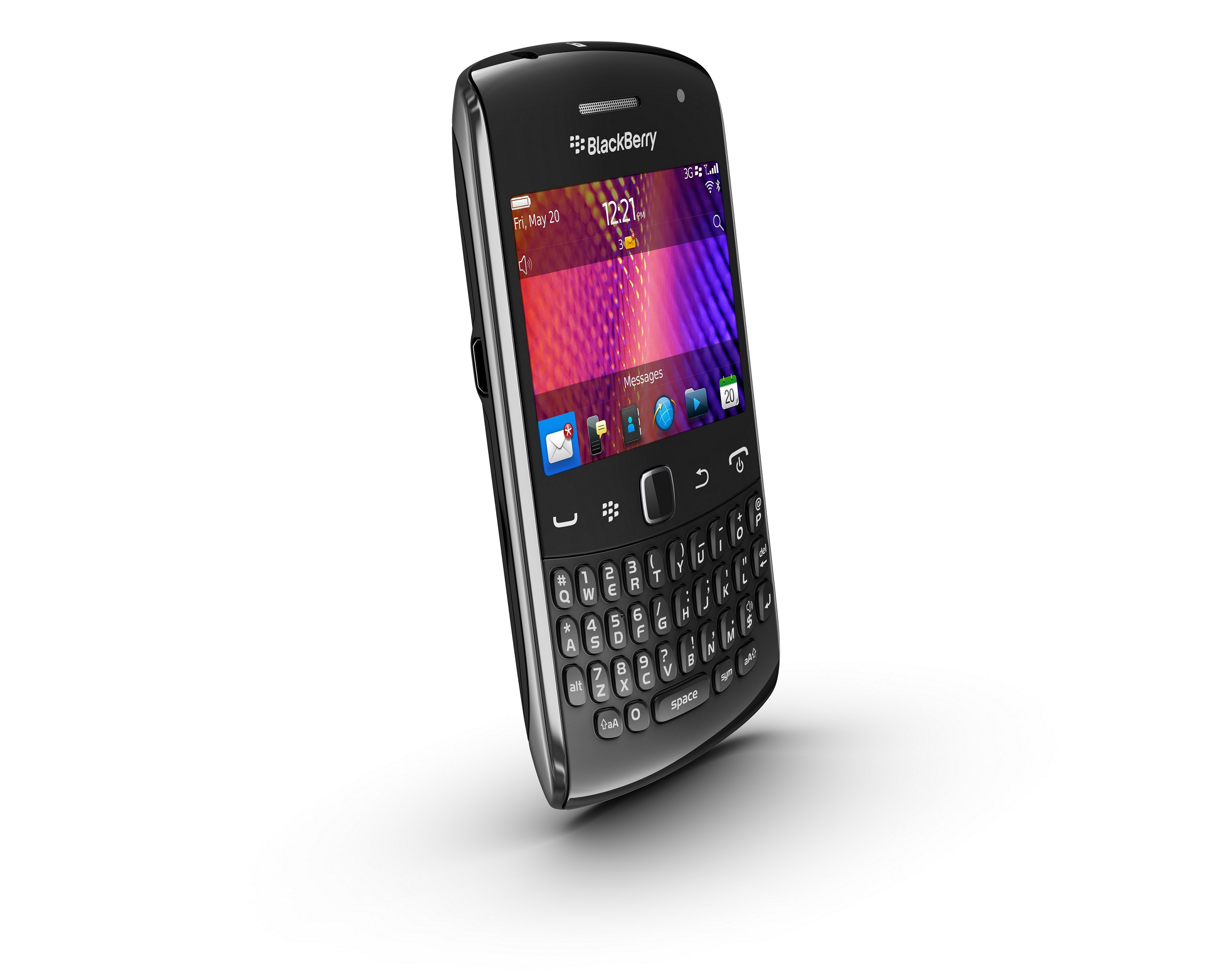 RIM launches BlackBerry Curve 9360 in the UAE : Information ...